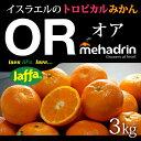 オアオレンジ(約3kg)イスラエル産 ORマンダリン オア高糖度 送料無料
