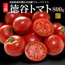 徳谷トマト(約800g)高知産 塩トマト