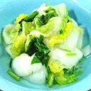 【大森屋 漬物】 四季彩(白菜と野沢菜の浅漬け) 180g袋入り 【クール便】