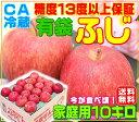 A【常温便送料無料】グルメ大賞受賞品種【CAりんご冷蔵貯蔵】糖度13度以上保証 有袋ふ