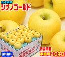 青森りんご シナノゴールド家庭用10キロ りんご 常温便送料無料【CA冷蔵品】 楽天市場