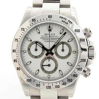 """Rolex"" 116520. Cosmograph Daytona... with a white.G"