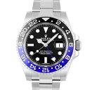 ロレックス ROLEX GMTマスター2 116710BLN...
