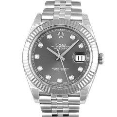 ROLEX【ロレックス】 126334G 7705 腕時計  メンズ