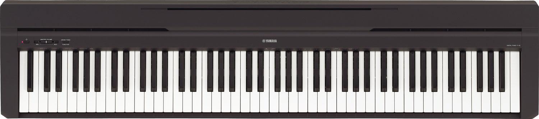 ヤマハ 電子ピアノ Pシリーズ ブラック P-45B 【本州・四国・九州への配送料無料】