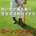 水と肥料の浸透がよくなる穴あけ道具★ローンパンチJr★【キンボシGS】GS4012【RCP】