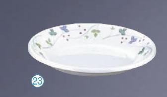 メラミン「コレット」 菜皿 CT-266S【小皿】【取り皿】【取皿】【小分け皿】【業務用】