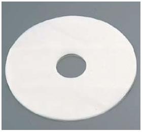 メール便配送可能シフォンケーキ型用敷紙(20枚入)No127620cm用デコレーションケーキケーキ型