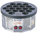 電気式 半自動踊るたこ焼き器 【たこ焼き器 たこ焼き機】【鉄板焼用品】【縁日用品】【業務用】