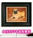 ★送料無料★  まるで本物のように!かわいいペットの 高級油絵肖像画・油絵・洋画【6号サイズ(41.0×31.8cm)】