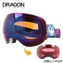 ドラゴン ゴーグル DRAGON X2 772-8902