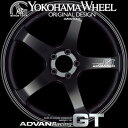 ヨコハマ アドバン レーシング GT 輸入車用 アルミホイール 19×9.0J 5/112 +48 セミグロスブラック