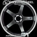 ADVAN Racing GT アルミホイール 19×9.0J 5/114.3 +35 マシニング&レーシングハイパーブラック