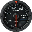 デフィ Defi -Link メーター アドバンス CR Φ52 黒 油圧計