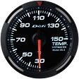 デフィ Defi レーサーゲージ (Racer Gauge) Φ52 ホワイト 温度計 (油温計・水温計)