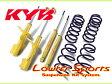 KYB カヤバ ショックアブソーバー ローファースポーツキット 1台分 ギャランフォルティス CY4A 2.0L NA FF、4WD 07/8〜09/12 送料無料