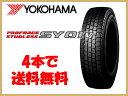 【数量限定】 YOKOHAMA スタッドレスタイヤ SY01V 195/80R15 107/105L