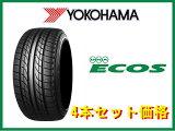 YOKOHAMA タイヤ DNA ECOS ES300 145/80R12 145/80-12 145-80-12インチ 4本セット