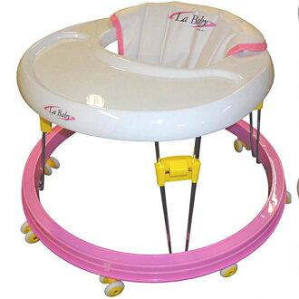 小狗拉嬰兒學步車 S 粉紅色