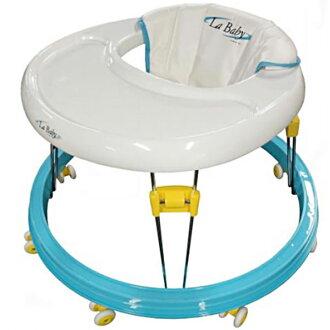 小狗拉嬰兒學步車 S 藍色