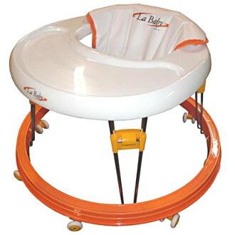 小狗拉嬰兒學步車 S 橙色
