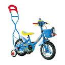 【送料無料】上尾工業 12型トーマス自転車 (組立済)【ラッピング不可商品】