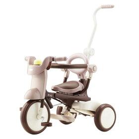 iimoTRICYCLE#02イーモトライシクルナンバー02三輪車コンフォートブラウン