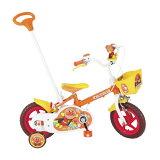 【送料無料】M&M カジキリ自転車 それいけ!アンパンマン 12D 12インチ【ラッピング不可商品】