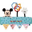 【送料無料】タカラトミー Dear Little Hands 手遊びいっぱい ベビーカーフレンズ ミッキー&フレンズ