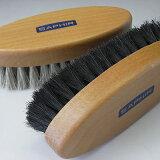サフィール ポリッシャーホースヘアブラシ【あす楽対応】靴磨き 靴ブラシ