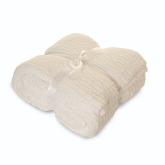 Barefoot dreams Barefoot Dreams Cozychic single size blankets / blankets (white) P27Mar15