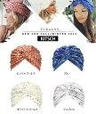 Kitsch(キッチュ)ターバン/エスニック風帽子4色/ハット/ヘアアクセサリー/Full head turban【正規品】【あす楽対応_関東】02P28Sep16【楽ギフ_包装】【あす楽_土曜営業】【メール便対象】