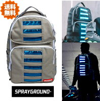 �������դ��ۥ��ץ졼���饦���(Sprayground)BAGTOTHEFUTURE����LED���å����å�/�Хå��ѥå�/���ץ쥤���饦��ɡ������ʡۡڤ������б�_����ۡڳڥ���_�����ۡ�RCP�ۡڤ�����_���˱Ķȡۡ�����̵����P27Mar15��201503wadai��