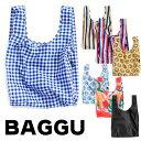 BAGGU(バグゥ)エコバッグ/スタンダードバグー/STANDARD BAGGU/ナイロントートバッ