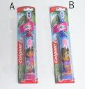 【定形外郵便は送料無料 宅配便780円】【激レア 日本未発売】DORA ドーラの電動歯ブラシ colgateコルゲートColgate Power Toothbrush