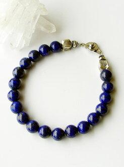 Lapis lazuli Karen gray power stone bracelet (4A class)
