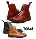 ショッピングストウブ トリッカーズ(Tricker's)STOW ストウブーツ ウィングチップ ダイナイトソール M5634 本革レザーメンズシューズ カントリーブーツ ビジネスシューズ【あす楽対応_関東】