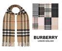 (burberry バーバリー) - バーバリー (BURBERRY)カシミヤマフラー レディース メンズ/アーカイブベージュチェック他9種類【あす楽対応_関東】