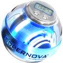 RPM Sports パワーボール 250Hz Supernova Pro デジタルカウンター搭載 LED発光モデル / 筋トレ 握力 前腕 手首 トレーニング 器具 トレーニングボール リストボール ローラーリストボール リストローラーボール パワーリストボール グッズ