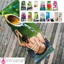 Nirvana Yoga 高品質プレミアム ヨガマット 4mm マイクロファイバータオル 高品質天然