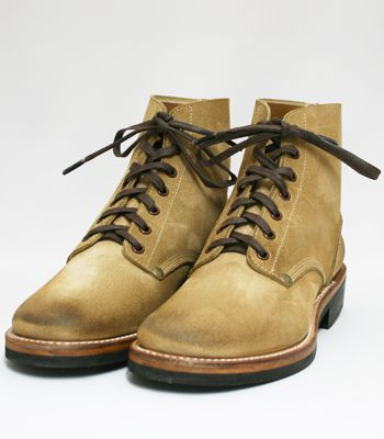 BUZZ RICKSON'S バズリクソンズ 名作の呼び声高いミリタリーブーツ!!『US ARMY SERVICE SHOES TYPE3』【ミリタリー・ブーツ】BR02610(Boots)