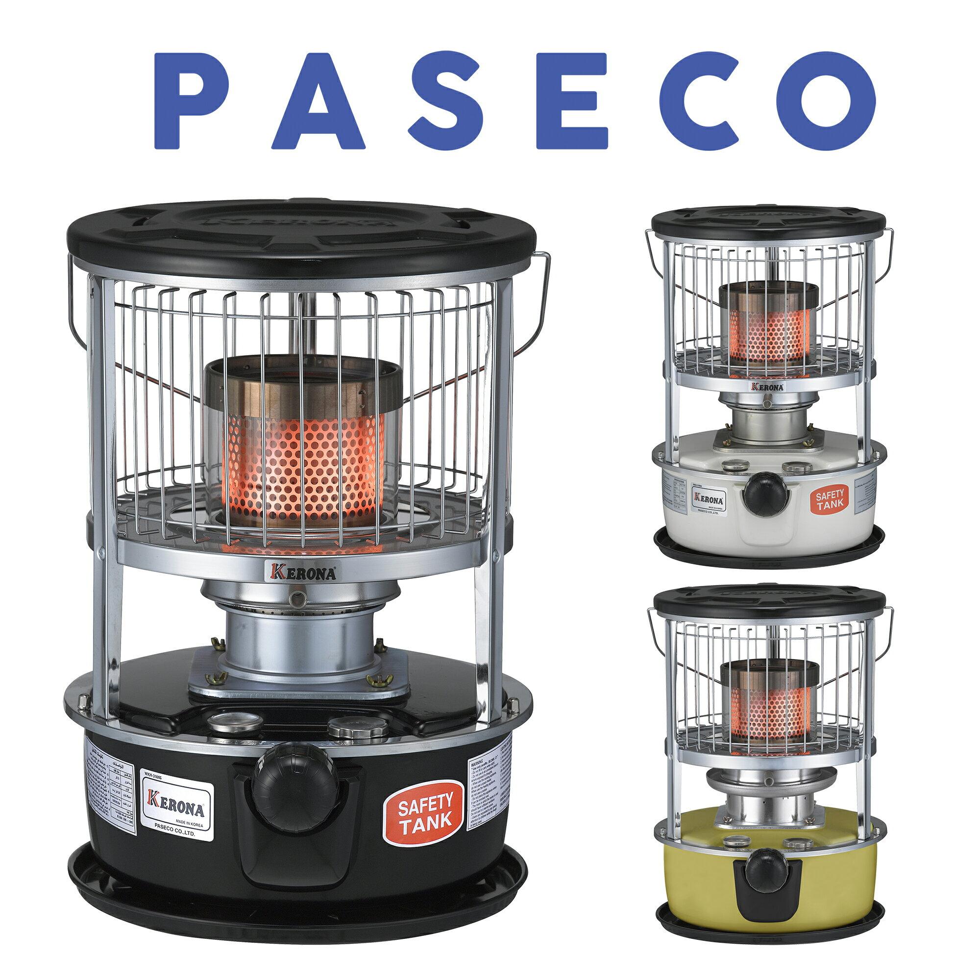 PASECO(パセコ) 対流型 石油ストーブ