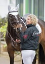 Bridleway ユニセックス ブルゾン /乗馬用品・馬具・乗馬用アウター