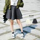 ★ 450着完売!ボリューム フレア ミニ スカート 【mimi toujours】【レディース ボトムス】【残り僅か】