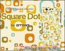 arrows Be [F-05J]アローズ ビーdocomoオリジナル デザインスマホ カバー ケース ハード TPU ソフト ケースSquare Dot