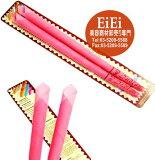 イヤーキャンドル 8色あり ピンク ラッパ口