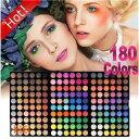 180色アイシャドウパレット、メイクパレット,アイズパレット MEP-180