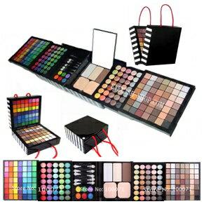 Eyeshadow palette, makeup palette, teak, face color, eyes palette 177 color MEP-177P