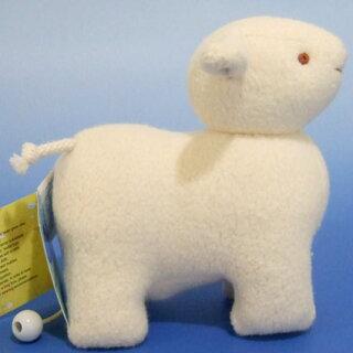 トラセリアムートンオルゴール(羊)