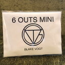 Six Outs Mini (Gimmicks and Online Instructions) by Blake Vogt